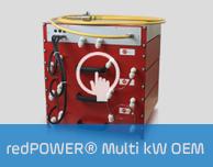 redPOWER® Multi kW OEM