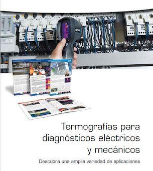 Termografía para diagnósticos eléctricos y mecánicos