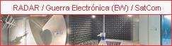 Seguridad: RADAR Guerra Electr�nica (EW)