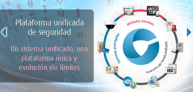 Plataforma unificada de seguridad | Security Center