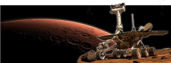 Elementos ópticos avanzados en el nuevo Mars Rover de la NASA