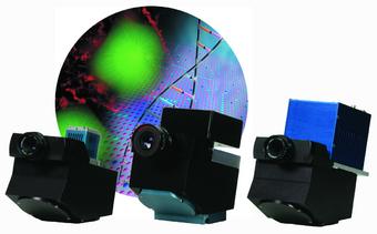 Cámaras hiperespectrales -  Three Systems on DNA