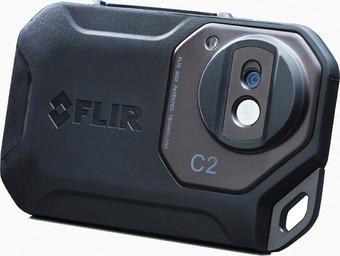camara termografica flir c2