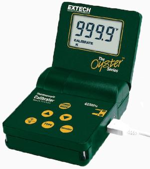 Calibrador temperatura - Extech