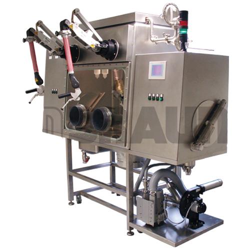 Bio Class III Isolators - MBraun